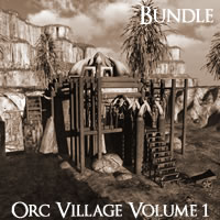 Orc Village Volume 1 R2
