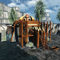 Orc Village Watermill