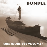 Orc Journeys Volume 1 Complete Edition