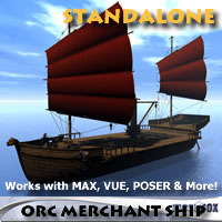 Orc Merchant Ship