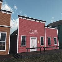 Old West Bathhouse