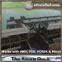 River Dock and Merchantile Checkpoint