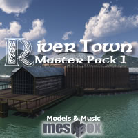 River Town Master Pack - Volume 1