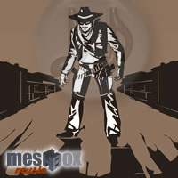 Bullies vs the Village Idiot - Music from Spaghetti Westerns Volume 1