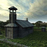 Icabod Crane&#039;s Schoolhouse