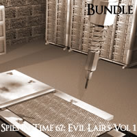 Spies in Time 1967: Evil Lairs Volume 1 R2