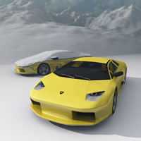 Lamborghini Murcilago 2007