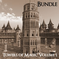 Towers of Magic Volume 1 R2