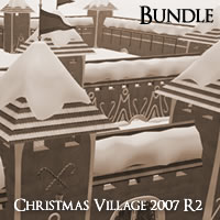 Christmas Village 2007 R2 Complete Edition
