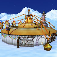 Toon Santa&#039;s Elven Science Lab
