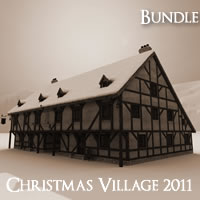 Christmas Village 2011 R2 Complete Edition