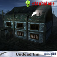 Undead Village Inn (UDV1V103-3DS)