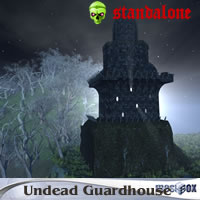 Undead Village Guardhouse (UDV1V106-3DS)