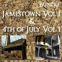 American Colonies Volume 1 Bundle
