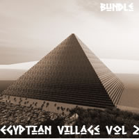 Egyptian Village Volume 2 Complete Edition