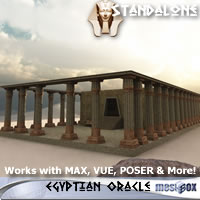 Oracle, Ancient Egypt