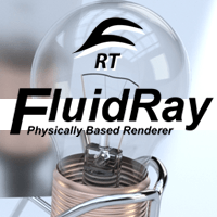 FluidRay RT Renderer