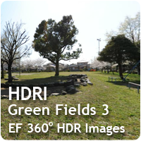 HDRI Green Fields 03