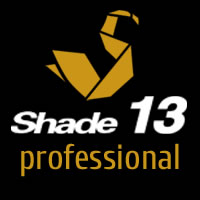 Shade Basic / Shade 3D to Shade Professional 13 Upgrade