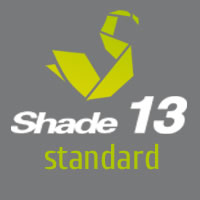 Shade Basic / Shade 3D to Shade Standard 13 Upgrade