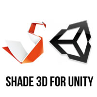 Shade 3D For Unity