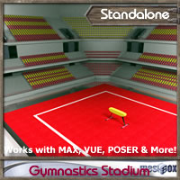 Gymnastics Stadium