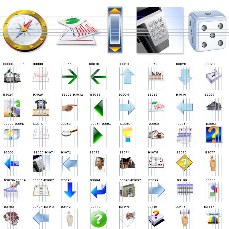 HyperCard to Revolution Icons Image 2