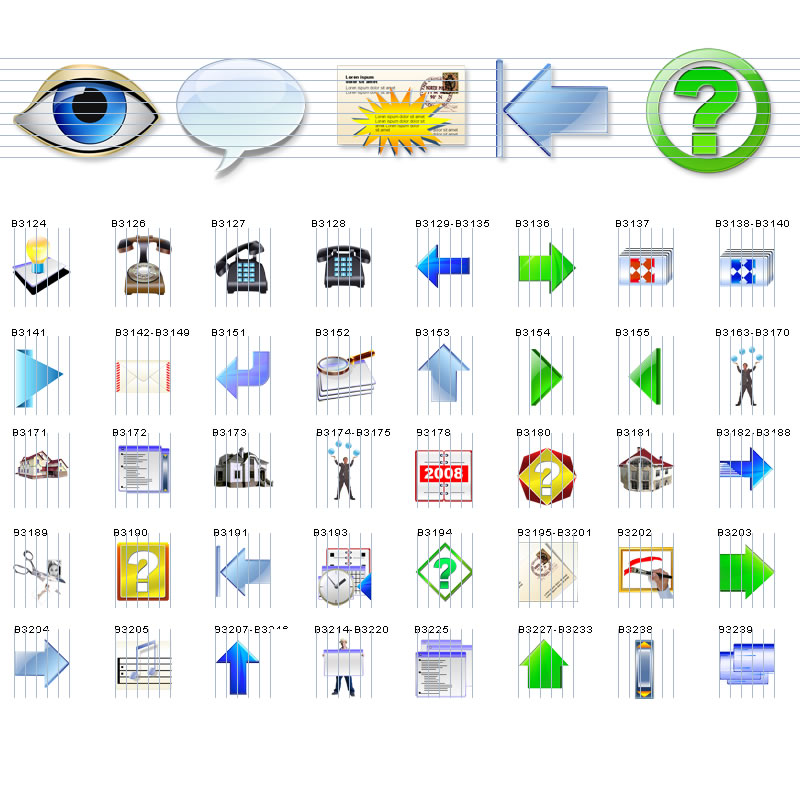 HyperCard to Revolution Icons Image 3