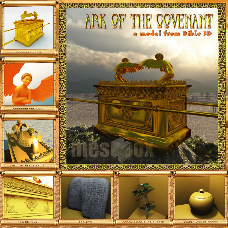 Ark Of The Covenant Found On Oak Island