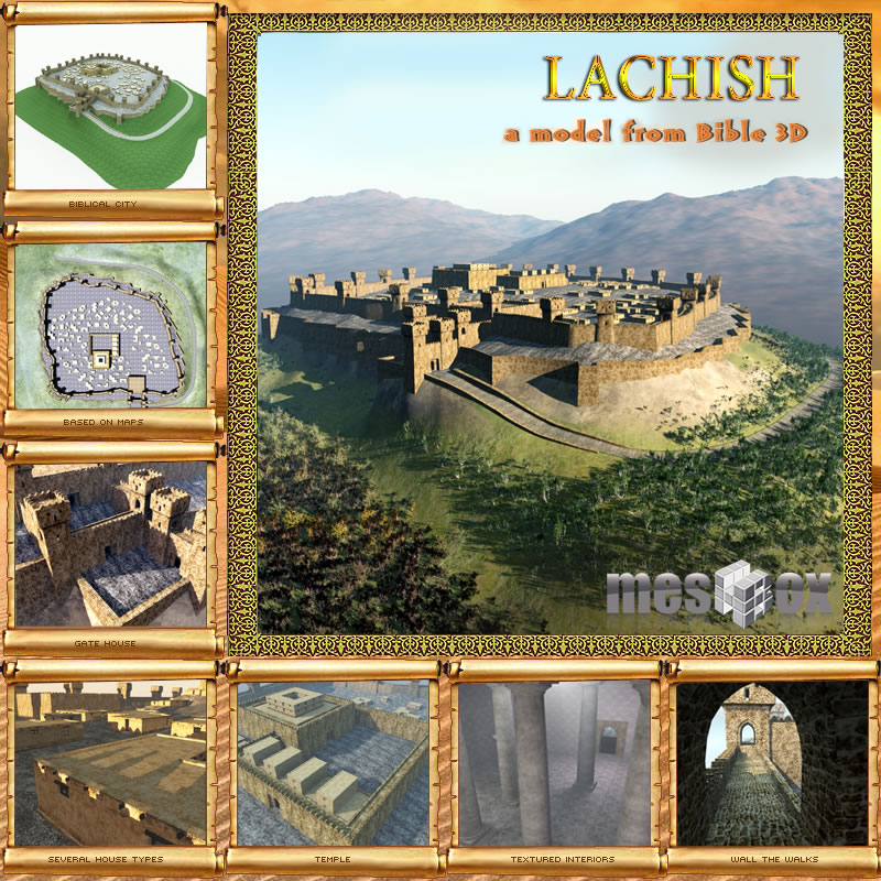 Lachish: Bible City