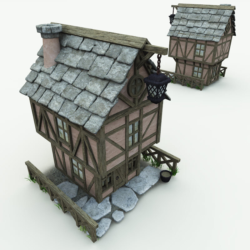 Builder's Medieval Town Hall