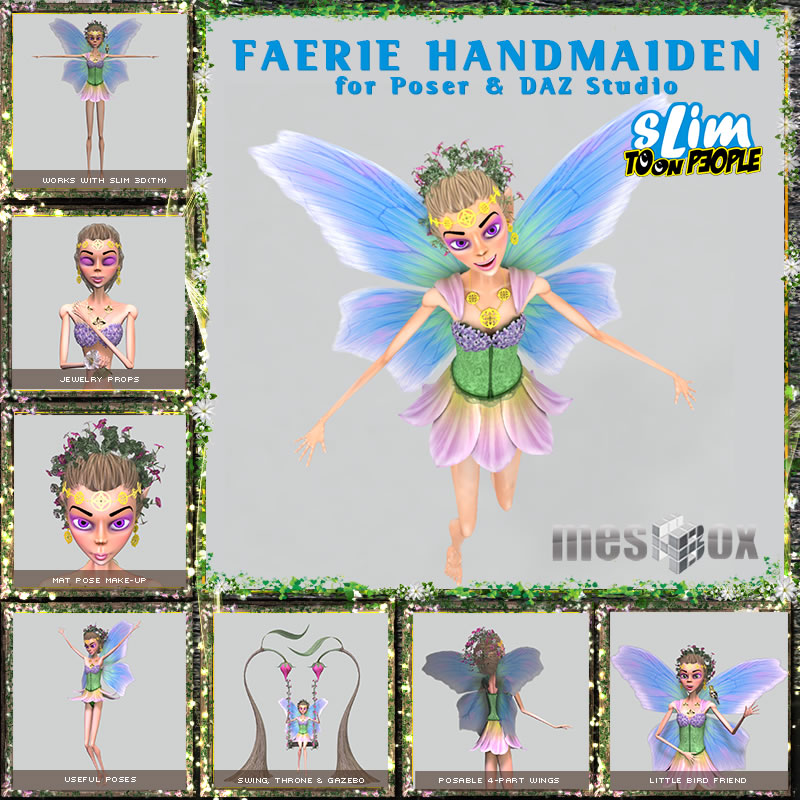 Faerie Handmaiden for SLIM