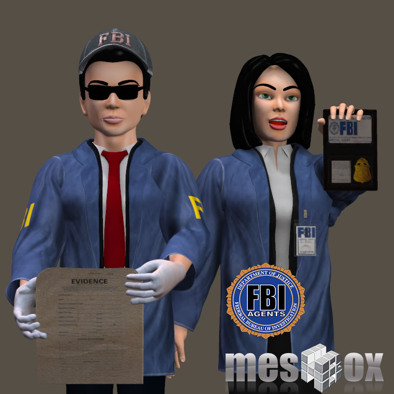 FBI Agents for Norm