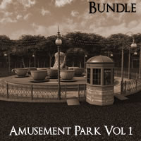 Amusement Park Volume 1 R2