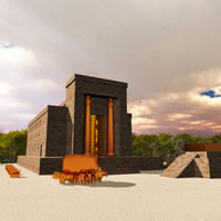 Temple of Solomon 3D