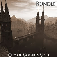 City of Vampires Volume 1 R2