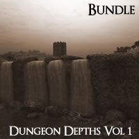 Dungeon Depths Volume 1 Complete Edition