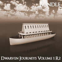 Dwarven Journeys Volume 1 R2