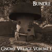 Gnome Village Volume 1