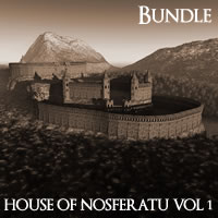 House of Nosferatu Volume 1 R2 Complete Edition