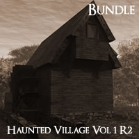 Haunted Village Volume 1 R2