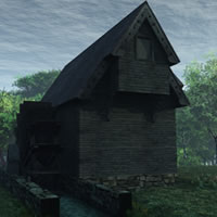 Haunted Watermill R2