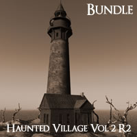 Haunted Village Volume 2 R2