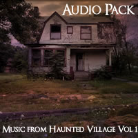 Music from Haunted Village Volume 1