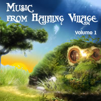 Music from Halfling Village Volume 1 Collection