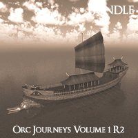 Orc Journeys Volume 1 R2 Complete Edition