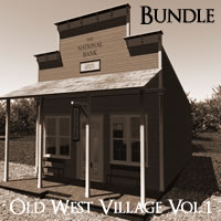 Old West Village Volume 1 R2