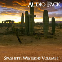 Meshbox Spaghetti Westerns Volume 1