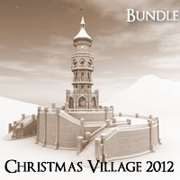 Christmas Village 12 Complete Edition