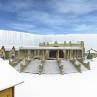 North Pole Open Theatre